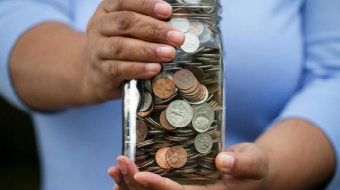 как красиво подарить деньги на день