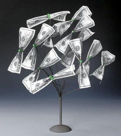 как подарить деньги на день рождения